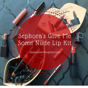 Sephora's Give Me Some Nude Lip Kit